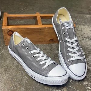 CONVERSE ALL STAR CHARCOAL GREY